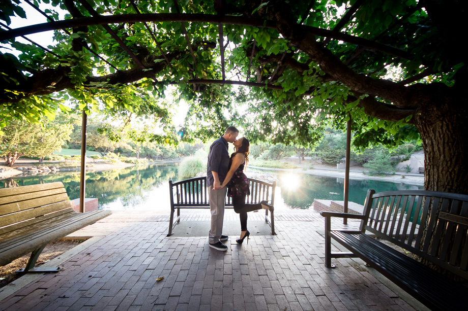 Tina & Marty's Engagement Pics at Sharon Park | Menlo Park ...