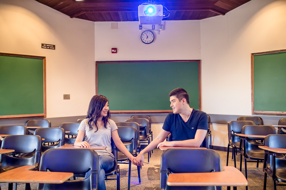 Classroom Engagement Photo At Foothill College