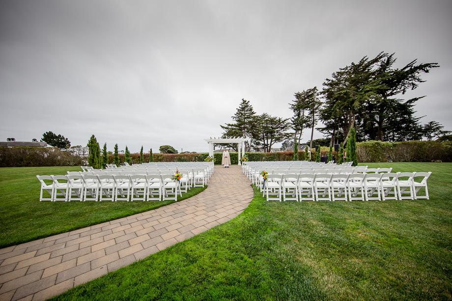 Oceano Hotel And Spa Half Moon Bay Wedding