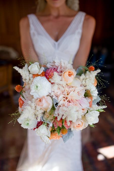 lush bridal bouquet - Bay Area wedding photographer