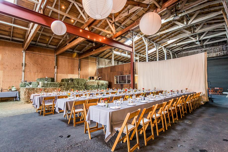 Tobys Feed Barn interior