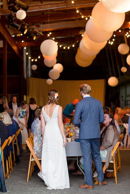 rustic Point Reyes wedding - Bay Area wedding photographer
